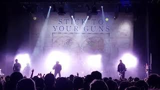 Stick to your Guns, Live, Wiesbaden, Schlachthof, 03.12.2017, Part 1