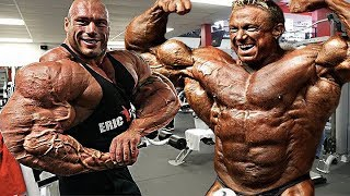 Video Morgan Aste vs Markus Ruhl | Real Life Giants Battle | Bodybuilding Motivation 2017 download MP3, 3GP, MP4, WEBM, AVI, FLV Desember 2017