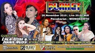 Live Perfome : Jihan audy & Lala Widy Bersama Planet Top Dangdut Pekalongan 26 November 2019