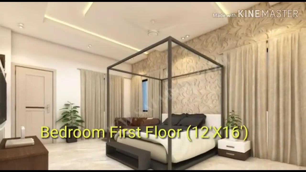 Low Budget Residential Interior Design In Mumbai Youtube