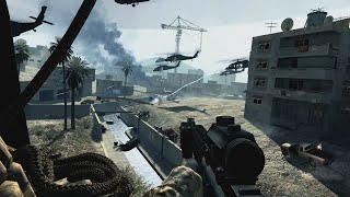 "【PC字幕】CoD4:Modern Warfare キャンペーン#5 ""Charlie Don"