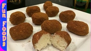 Irish Potato Candy - St. Patrick's Day Dessert Recipe