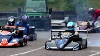 Superkarts and Outlaw karts @ Pippo 16.6.2013