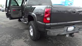 2005 Chevrolet Silverado 2500HD Redding, Eureka, Red Bluff, Chico, Sacramento, CA 5F936351