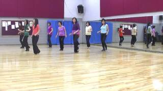 Make A Start - Line Dance (Dance & Teach in English & 中文)
