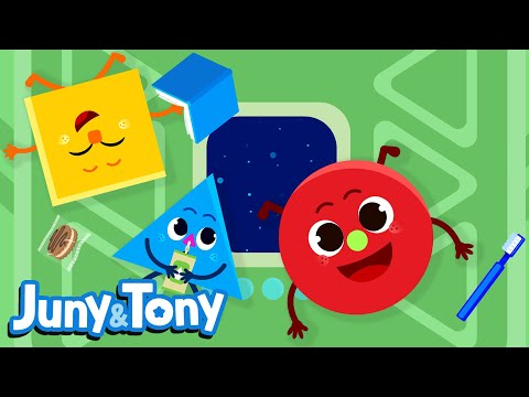 shape-songs-for-kids- -shapes-in-space- -learn-shapes- -juny&tony-by-kizcastle