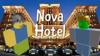 [NOUVEAU] NOVA HOTEL ADMINS BAN US (ROBLOX) Dumb Roblox #6