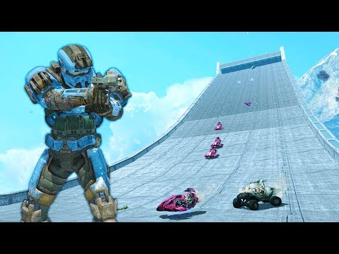 Jump Rope In Halo Reach (MCC)