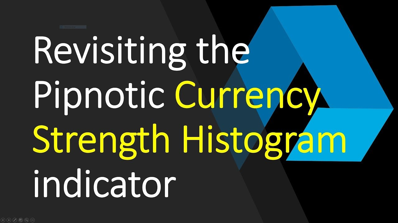 Revisiting The Pipnotic Currency Strength Histogram Youtube