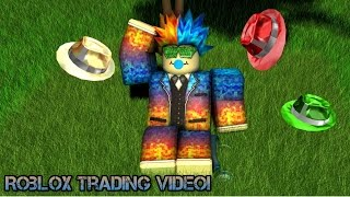 Accepting good trades or bad trades? -Roblox trading episode 3!