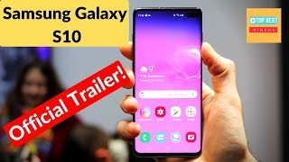 Watch Samsung Galaxy S10 Trailer | Samsung Galaxy S10 - Official Introduction | TopBestVideosTamil
