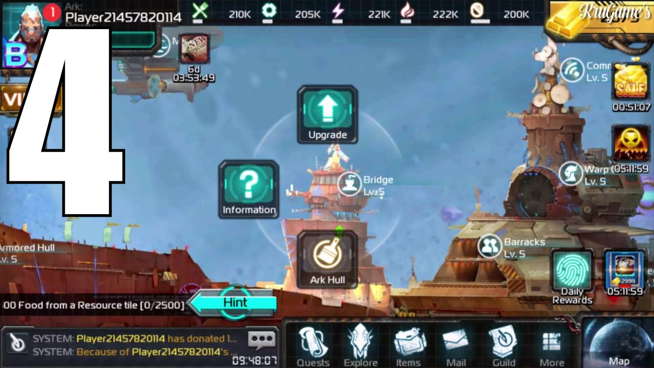 Ark Of War Aow Android Play 4