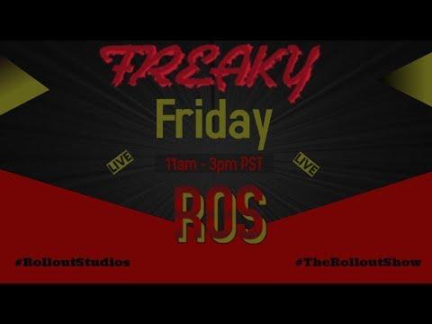 Freaky Friday 11/17/17 w/ Johnny Mack, TDP, Latoya Washington, & Tacos El Gordo