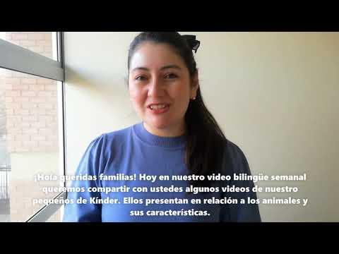 Bilingual Weekly video en Pumahue Chicureo
