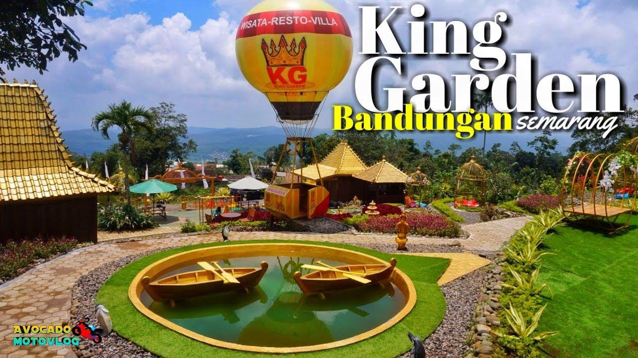 Wisata Terbaru Di Bandungan 2019