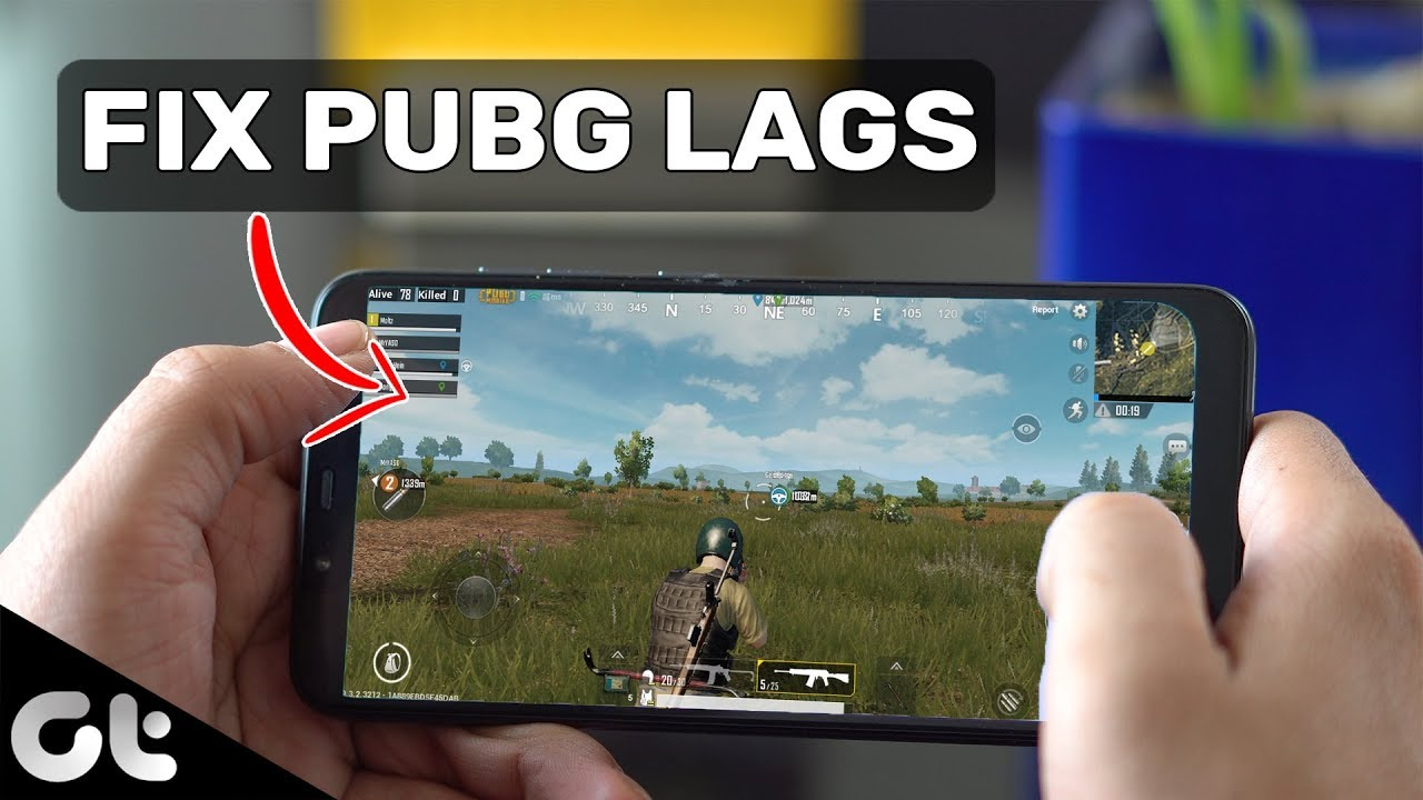 FIX LAG IN PUBG Mobile And Enable HD Graphis