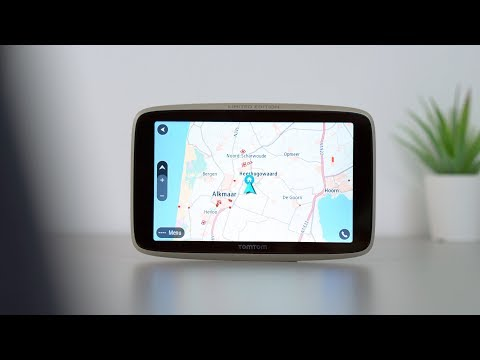 TomTom Go Premium X | What's The Deal With A SatNav In 2019?