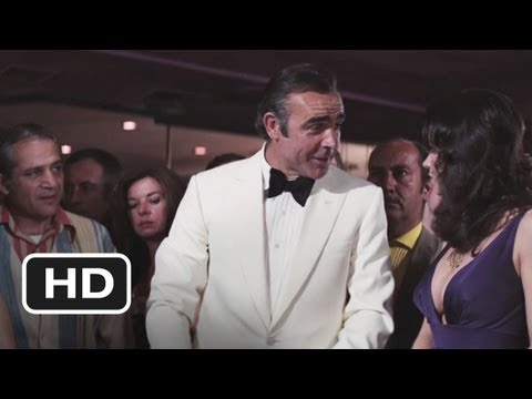 Diamonds Are Forever Movie CLIP - I'm Plenty (1971) HD