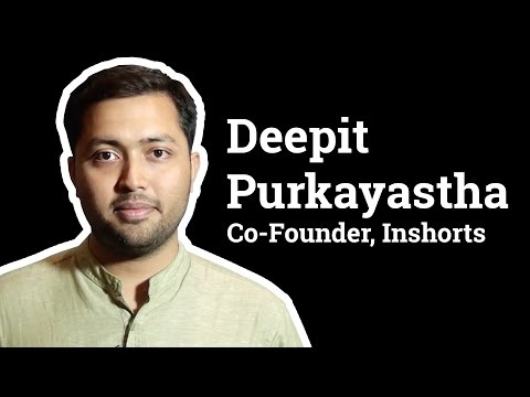 No room for new content curation startups to emerge, says Inshorts' Purkayastha