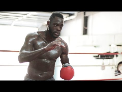 Deontay Wilder: Road to Recovery | SHOWTIME Boxing