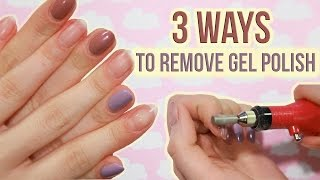 3 Easy Ways to Remove Gel Nail Polish at Home