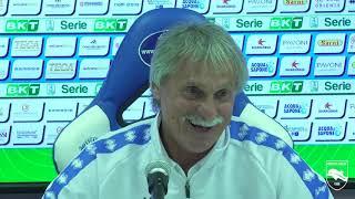 91° #PescaraCrotone 2-1, Bepi Pillon #SerieBKT