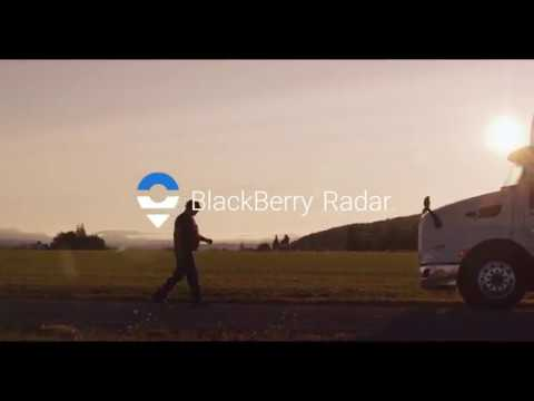 How BlackBerry Radar is Improving the Driver Experience