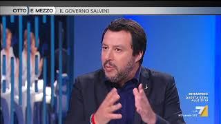 Otto e mezzo - Il Governo Salvini (Puntata 12/06/2018) thumbnail
