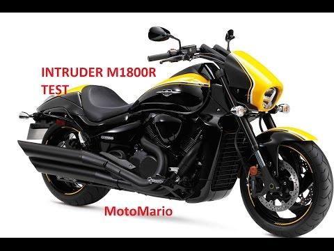Video Test Suzuki Intruder M1800R pl