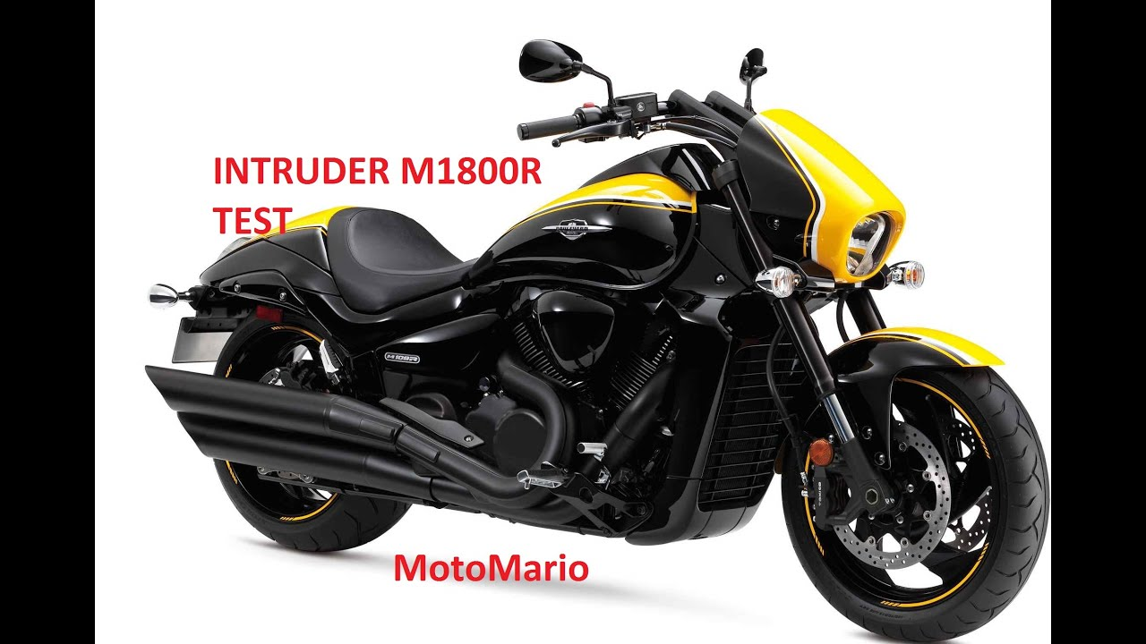video test suzuki intruder m1800r pl youtube. Black Bedroom Furniture Sets. Home Design Ideas