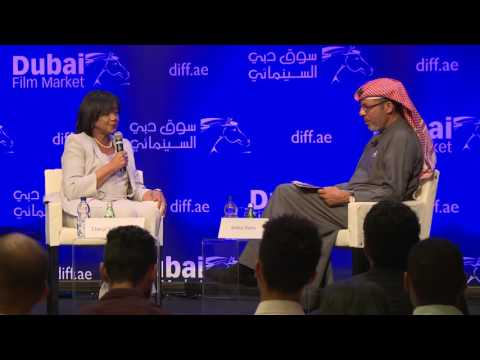 #DIFF16 || DFM Forum - In Conversation With Cheryl Boone Isaacs