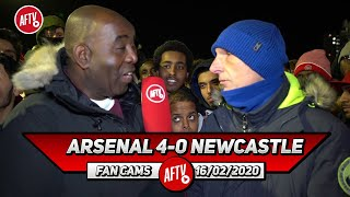 Arsenal 4-0 Newcastle | Ceballos, Ozil & Xhaka Bossed The Midfield! (Lee Judges)