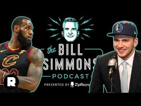 LeBron's Odds, Dallas's Doncic Heist, And Kawhi To Boston | The Bill Simmons Podcast | The Ringer
