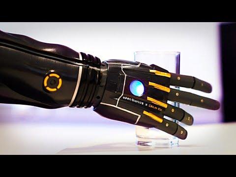Бионическая рука которая