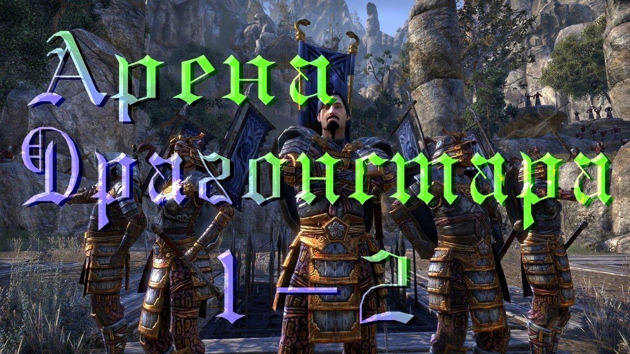 Elder Scrolls Online: Добро пожаловать в Тамриэль | BorPost
