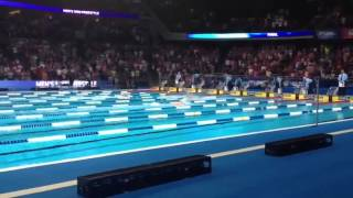 Andrew Gemmell wins 1,500 freestyle at Olympic Swim Trials