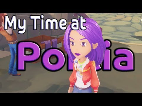 Fashion and Fishing! - My Time at Portia (Alpha 3.0) – Part 10