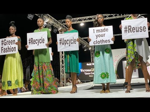 Togo's Fimo228 festival shakes up African fashion codes