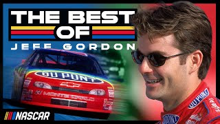 Top Jeff Gordon Career Highlights : Best of NASCAR