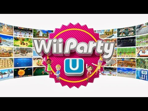 Wii Party U - Live - Wii Party U - Live