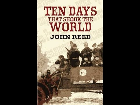 EML Bookclub: Ten Days That Shook the World by John Reed
