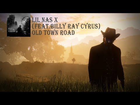 Lil Nas X - Old Town Road (feat. Billy Ray Cyrus) / Перевод на русский