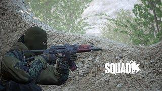 Squad v 11 - Вот и обнову подкатили!!! Уходим по Английски !:)