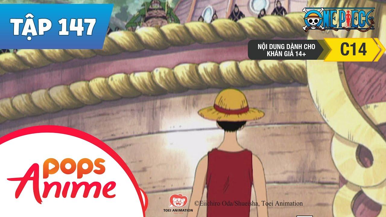 One Piece Tập 147 - Những Ước Mơ Và Vua Thám Hiểm Dưới Đáy Đại Dương - Phim Hoạt Hình