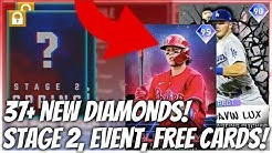 MEGA NEWS! 37+ New Diamonds Coming! Stage 2 Team Affinity Reveals & POTM Update! MLB The Show 20