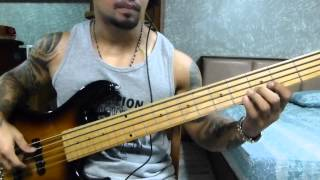 Friends and Strangers - Dave Grusin ( Bass Guitar Cover )