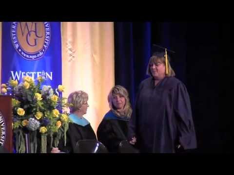 WGU Winter 2014 Commencement - Undergraduate Convocation