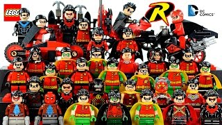Epic LEGO® Robin™ The Boy Wonder 2016 DC Comics Minifigure Collection
