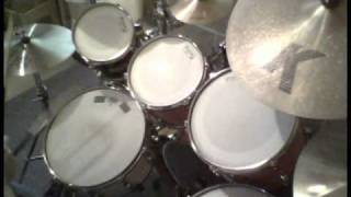 """Great Drum Grooves 2 - Ed Greene in """"Come Dancing"""" by Jeff Beck"""