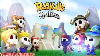 Raskulls: Online Android/iOS Gameplay